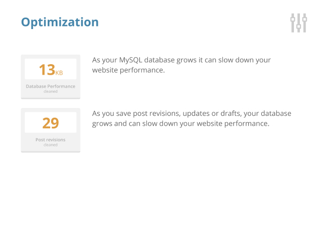Example Monthly WordPress Website Care Report