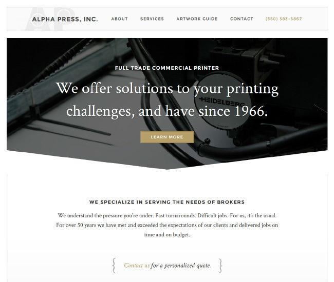 Alpha Press